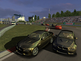 BMW M3 Challenge Screenshot 1