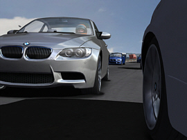 BMW M3 Challenge Screenshot 2